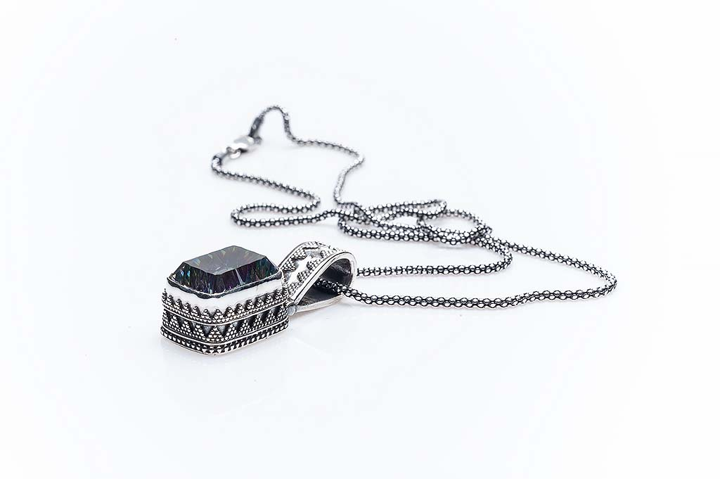 Сребърен комплект КН-0205000200