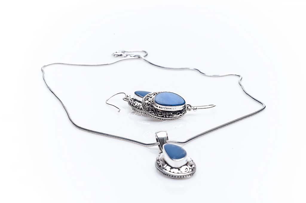 Сребърен комплект КН-0205000216