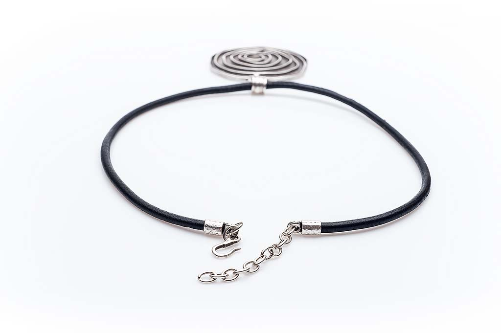 Посребрен медальон КН-0301002014