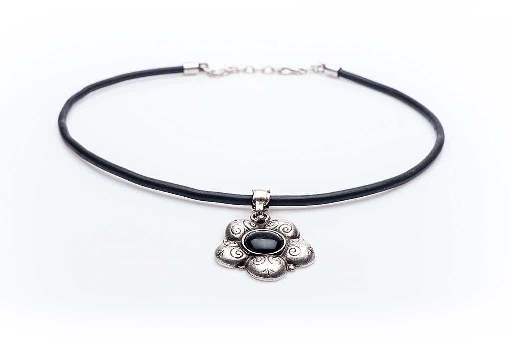 Посребрен медальон КН-0301002021