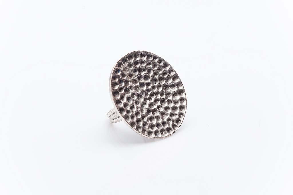 Посребрен пръстен КН-0303004015
