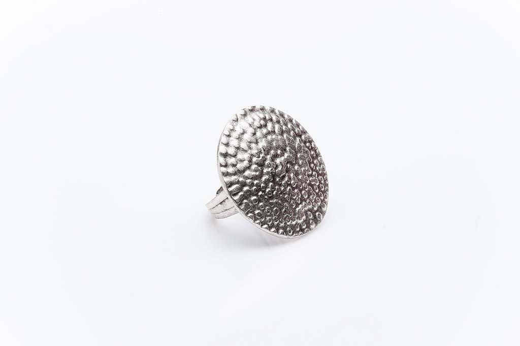 Посребрен пръстен КН-0303004021