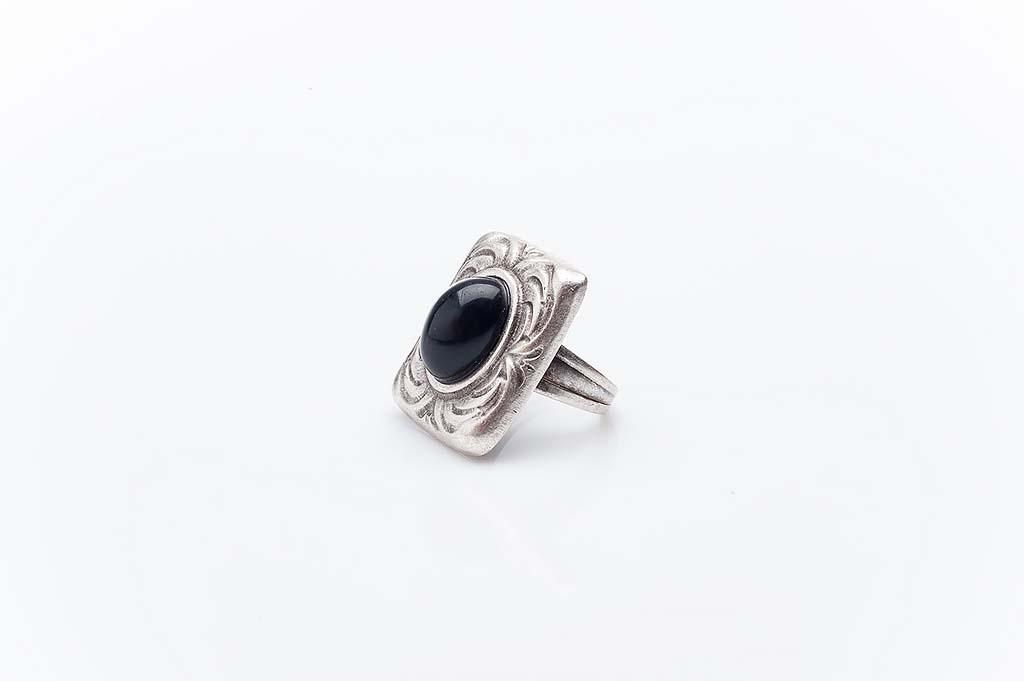 Посребрен пръстен КН-0303004028
