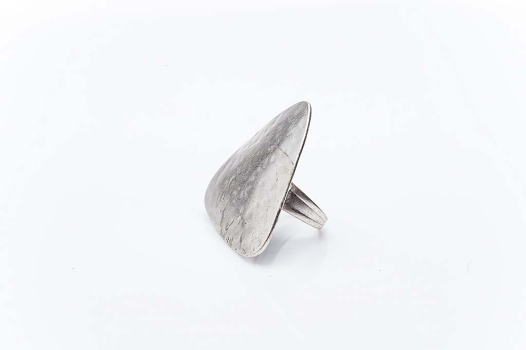 Посребрен пръстен КН-0303004050