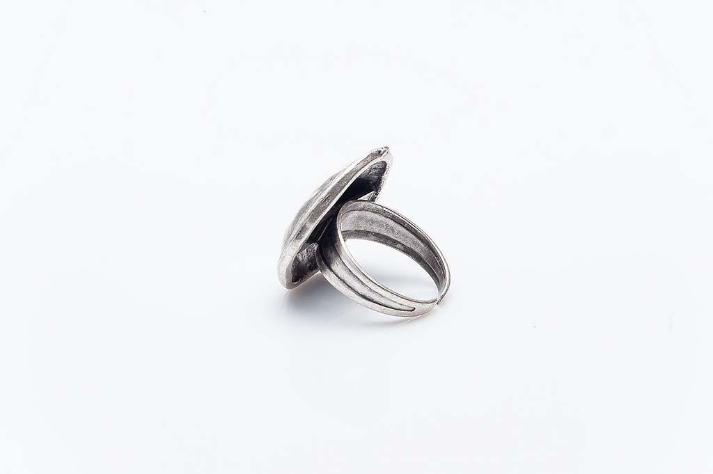Посребрен пръстен КН-0303004062